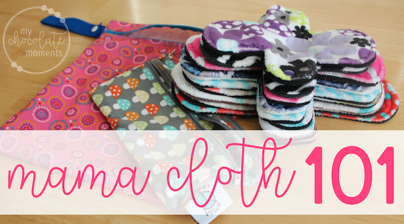 mama cloth 101 | how to get started with cloth menstrual pads