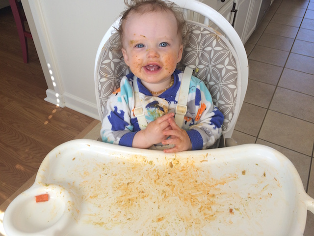 baby led weaning and whole30