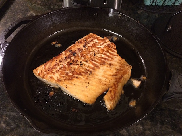 #whole30 salmon