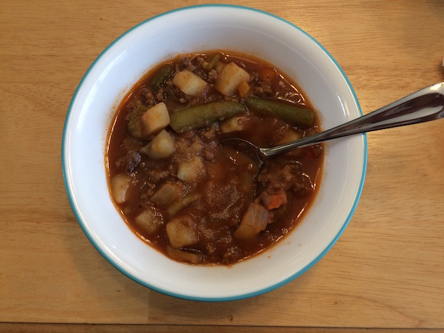 #whole30 vegetable soup