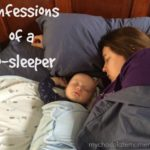 confessions of a co-sleeper