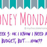 Money Mondays – You Need a Budget (YNAB) app
