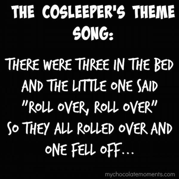 the cosleepers theme song