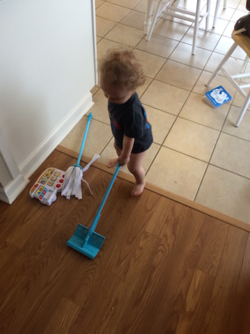 toy cleaning supplies