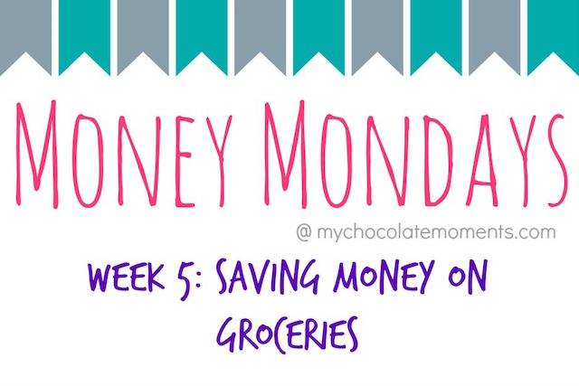 week 5 saving money on groceries