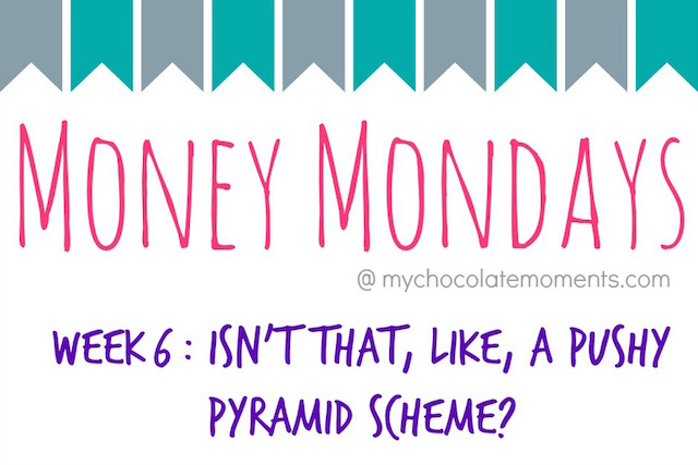 week 6 tips on joining an MLM