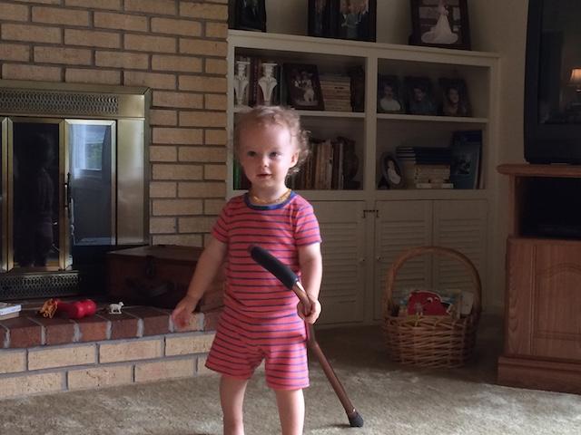 Granddaddy's cane