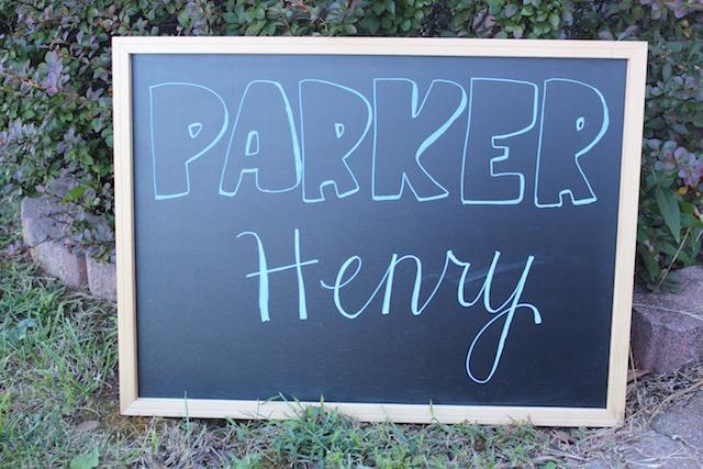 Parker Henry