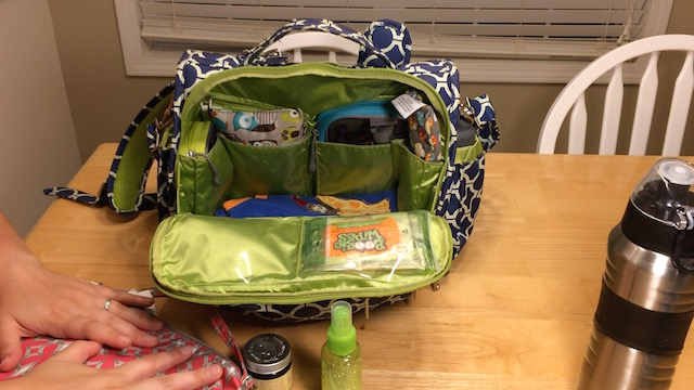 What s in my diaper bag  A review of my Ju-Ju-Be BFF 0d43b4777a939