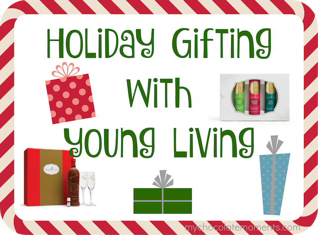 Christmas gift ideas with Young Living