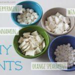 DIY mint recipe