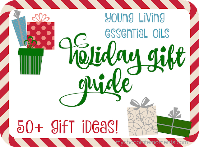 Young Living essential oils holiday gift guide copy