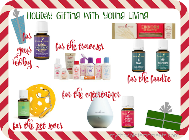 Essential Oil Christmas Gift Ideas For Everyone My Chocolate Moments