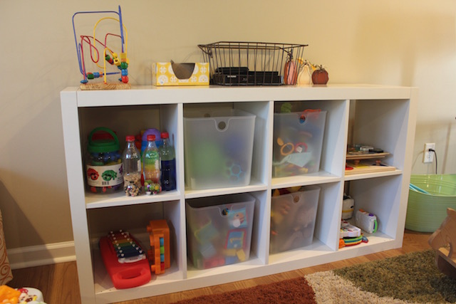 ikea expedit for toy storage