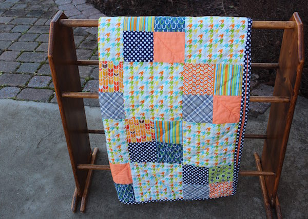 Parker's baby quilt