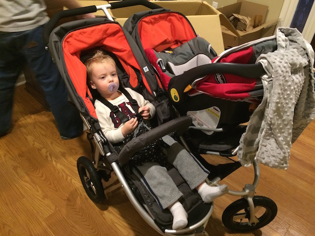 new double stroller - Bumbleride Indie Twin