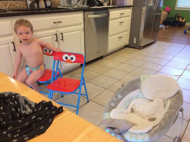 Elmo chairs