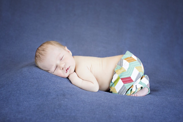 newborn pictures in pants