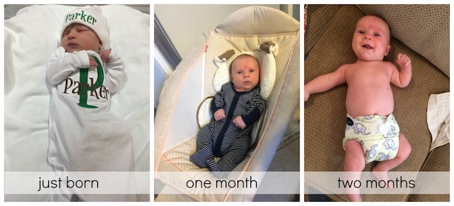2 month comparison