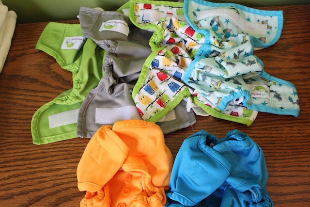 Sweet Pea and Rumparooz newborn covers