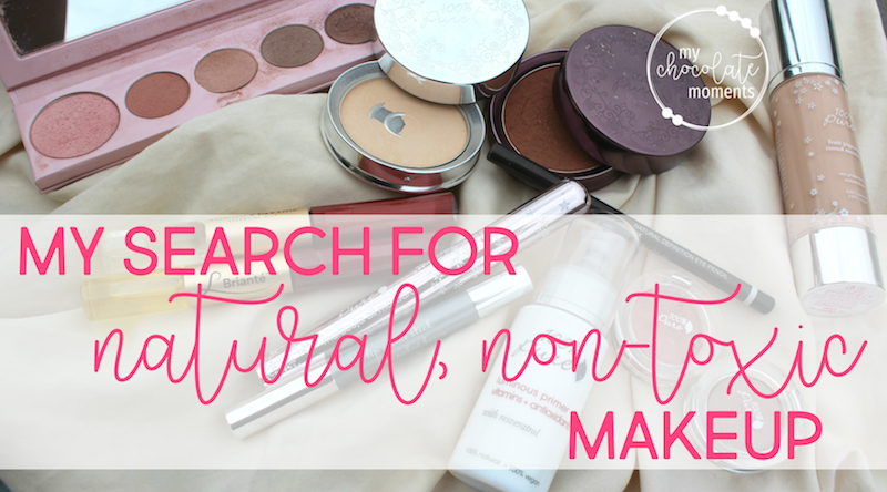 best non-toxic, natural makeup