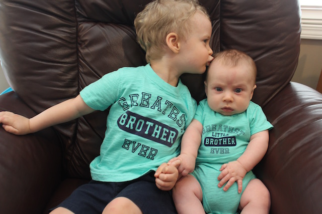 matching greatest brother shirts