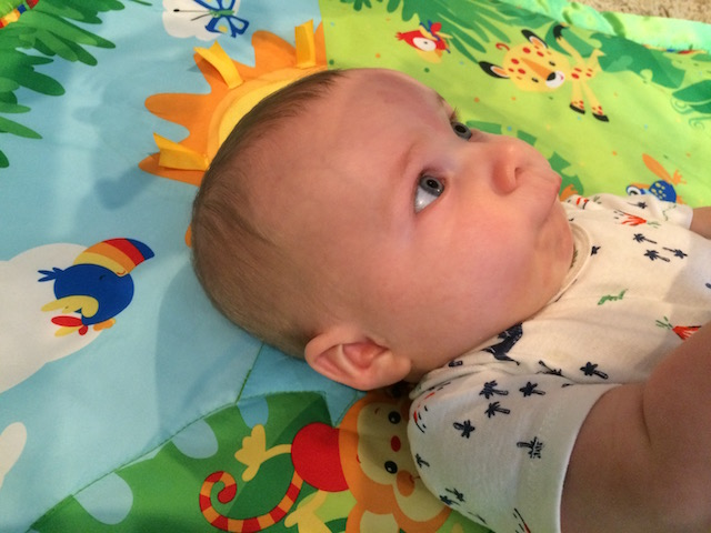 Parker's 4 month update