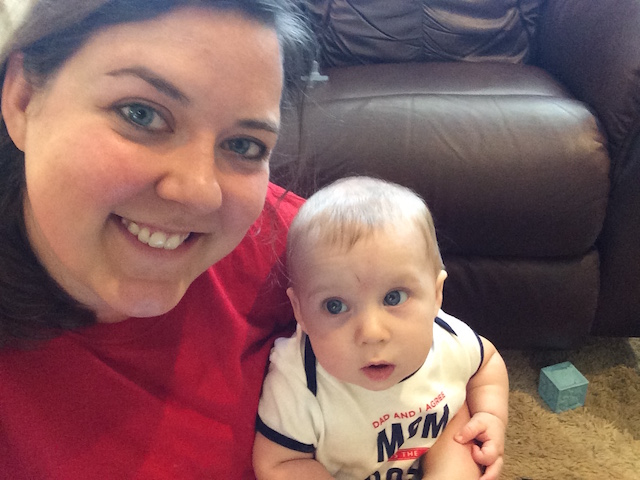 Mommy and Parker