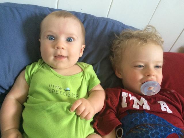 precious brothers