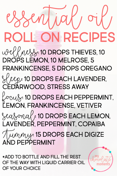 9 Easy Essential Oil Diy Recipes