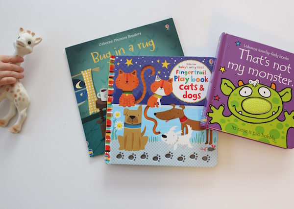 Usborne Books & More review and giveaway!