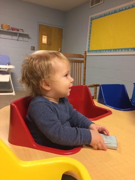 infant Bible class