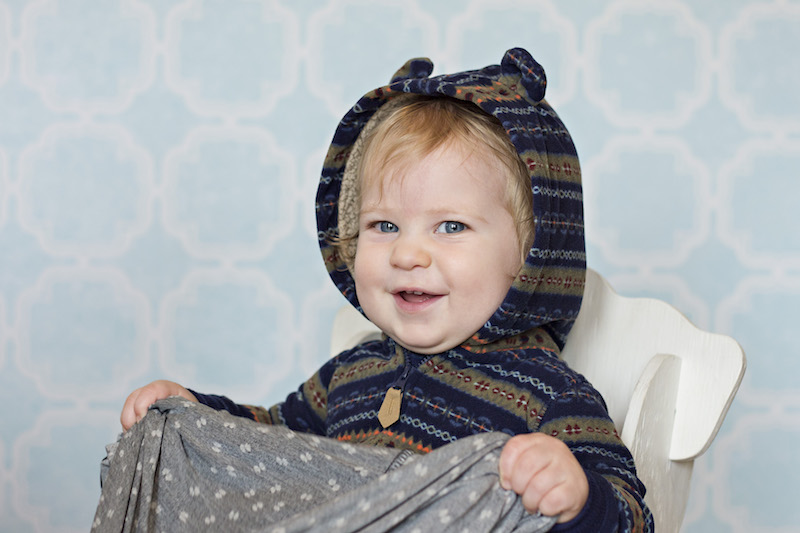 Parker's one year pictures