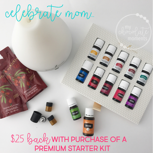 Young Living essential oils mother's day sale 2017