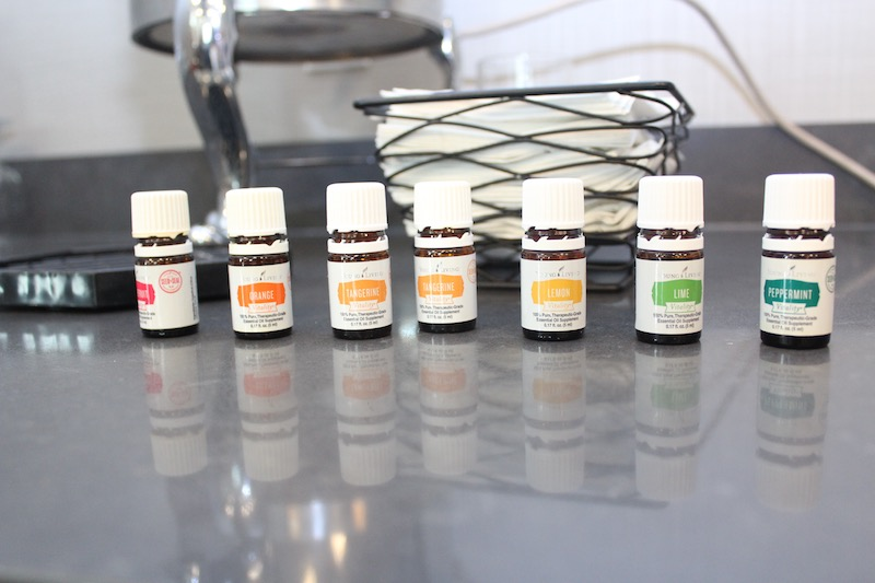 Young Living vitality oils