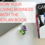How to launch your Young Living business using the Gameplan book