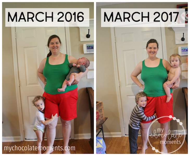 How I'm losing the baby weight | 50 pounds gone in a year, no special or expensive plans, while breastfeeding