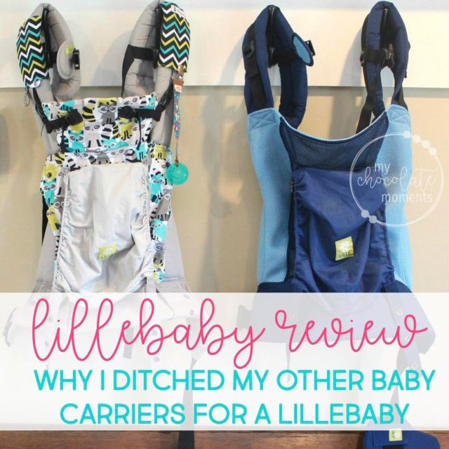 I love babywearing and with my first baby I triedhellip