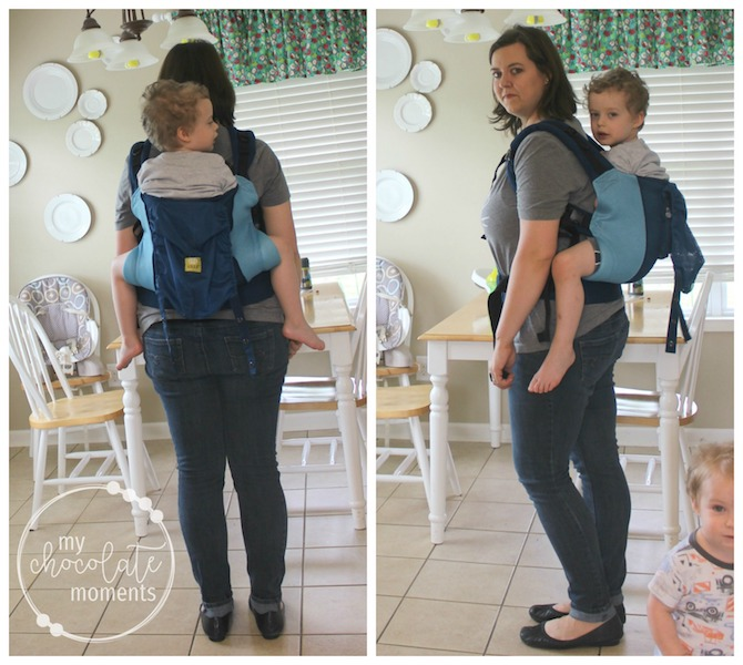 Lillebaby review: Lillebaby Carry On Airflow