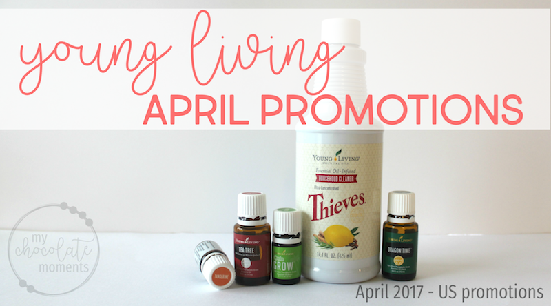 Young Livingu0027s April Promotions 2017