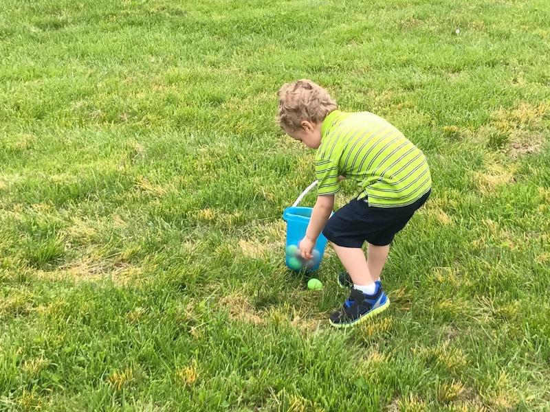 easter egg hunting 4