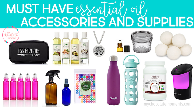 must have essential oil accessories and supplies