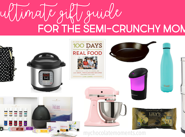 the ultimate gift guide for the semi-crunchy mom