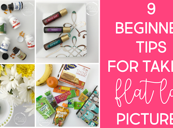 9 beginner tips for taking flat lay pictures