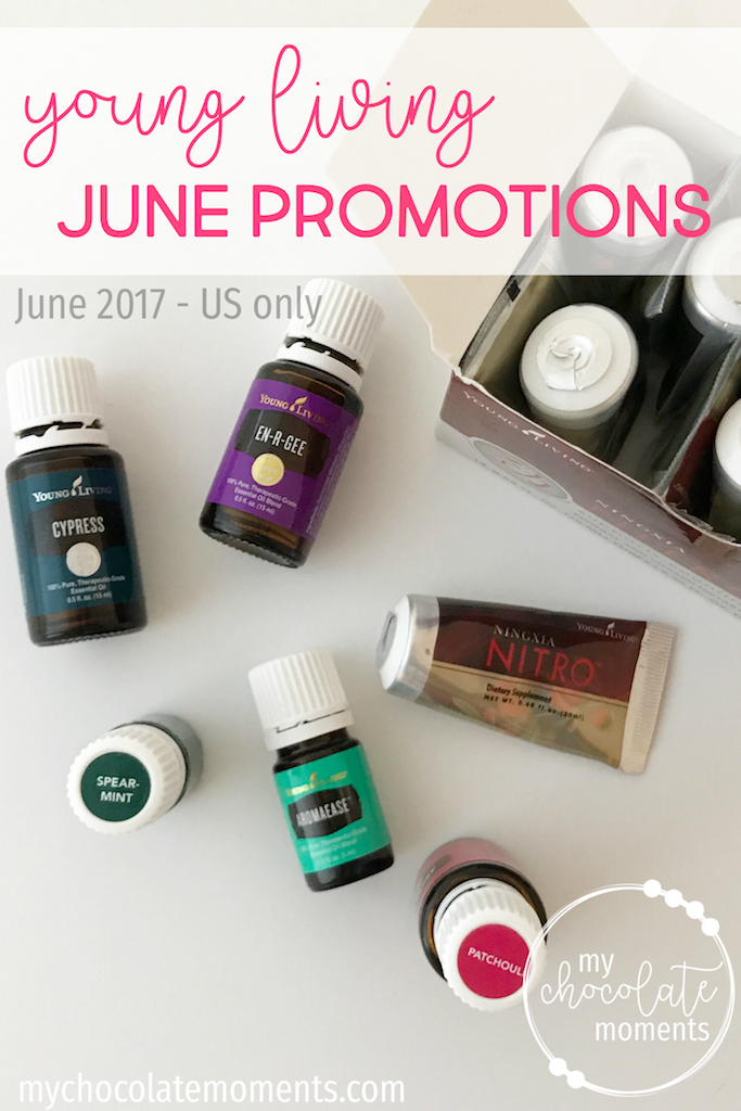 Young Living June 2017 promos | essential oils | June 2017 | June promotions | Young Living promotion