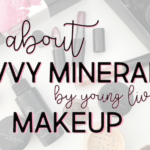 all about Savvy Minerals makeup by Young Living