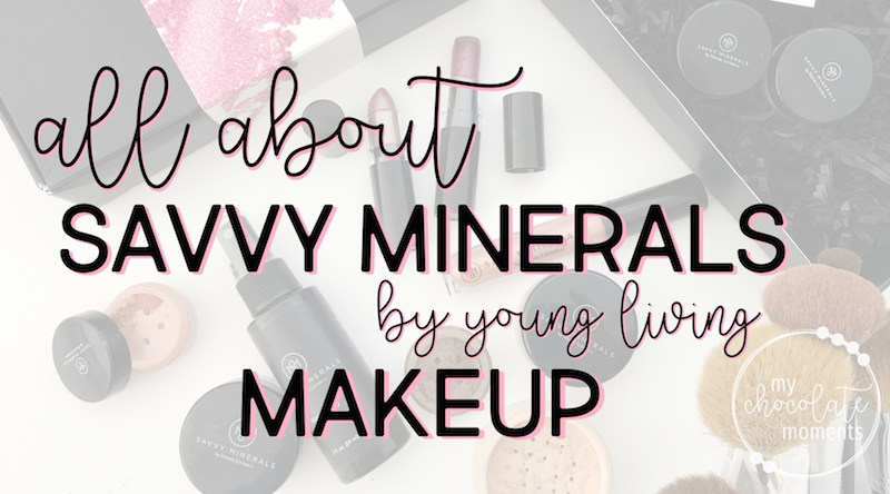 Savvy Minerals makeup by Young Living | ingredients, details, and more!