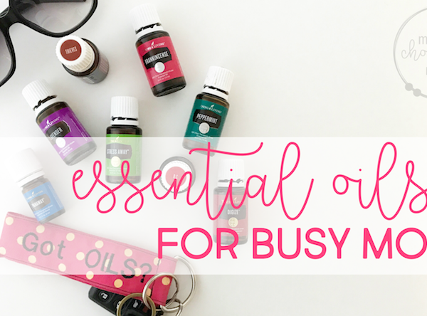 A Guide to Essential Oils for Busy Moms