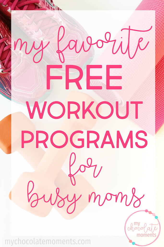 my favorite free workout programs for busy moms | exercise | workouts | bikini body mommy | fitness blender | couch to 5k