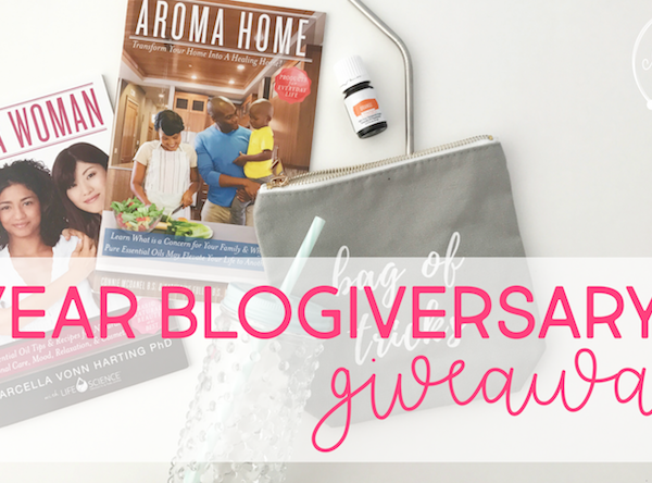my six year blogiversary: looking back, looking forward, and a giveaway